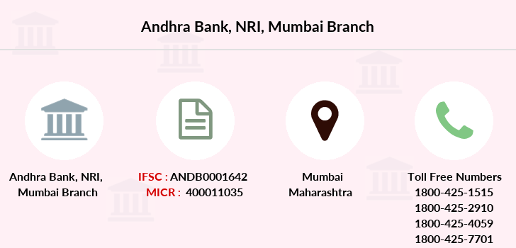 Andhra-bank Nri-mumbai branch