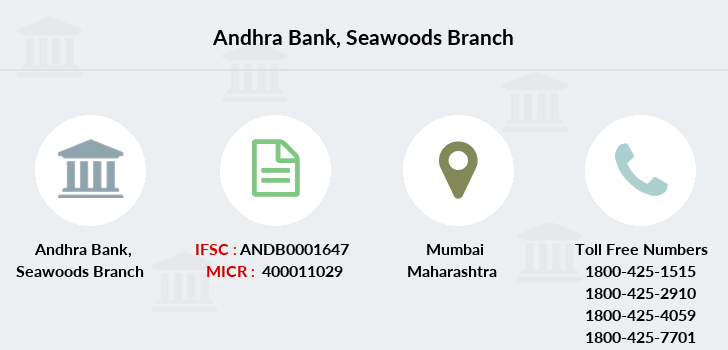 Andhra-bank Seawoods branch
