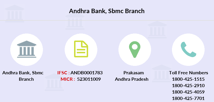 Andhra-bank Sbmc branch