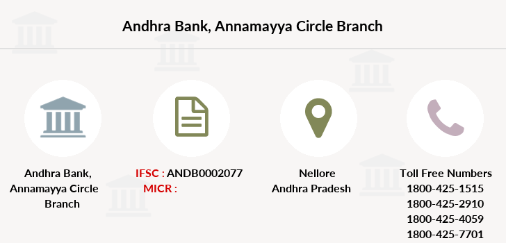Andhra-bank Annamayya-circle branch
