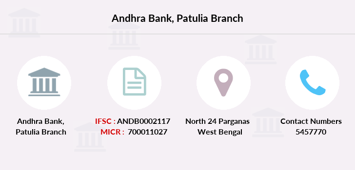 Andhra-bank Patulia branch