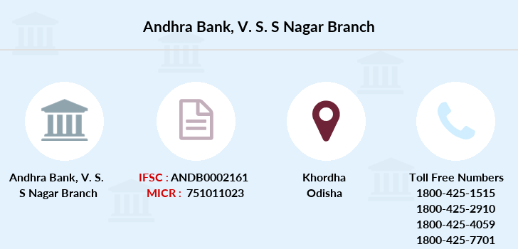 Andhra-bank V-s-s-nagar branch