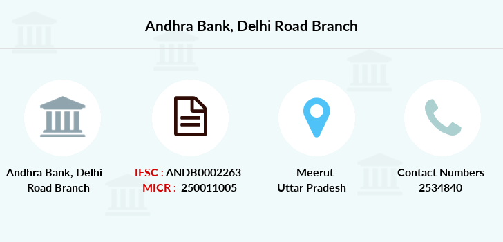 Andhra-bank Delhi-road branch