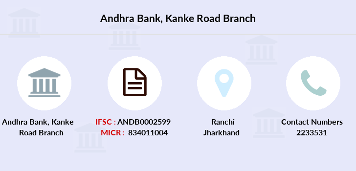 Andhra-bank Kanke-road branch