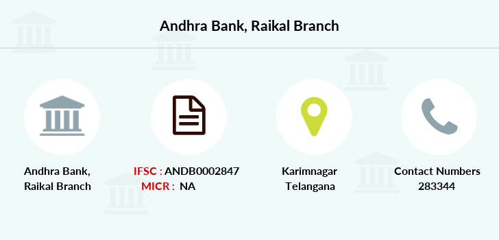 Andhra-bank Raikal branch