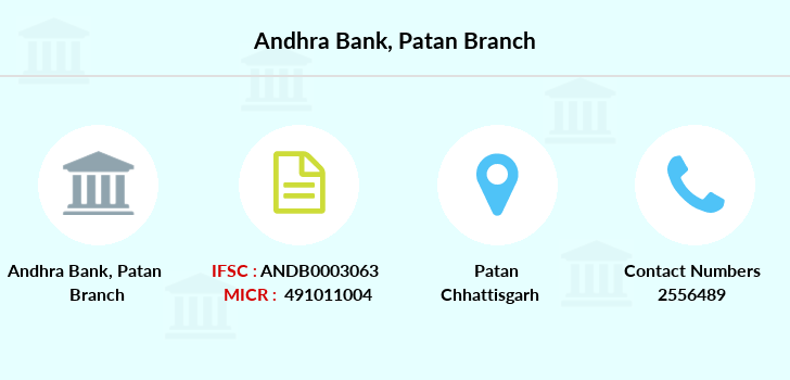 Andhra-bank Patan branch