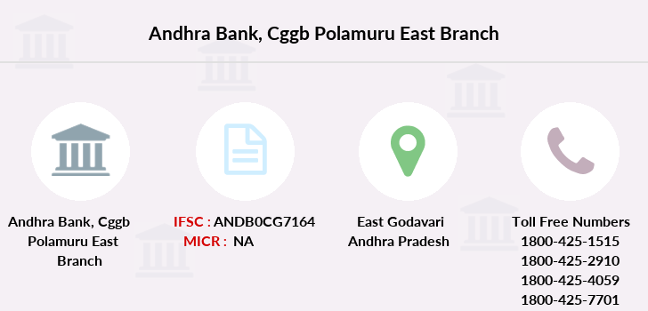 Andhra-bank Cggb-polamuru-east branch