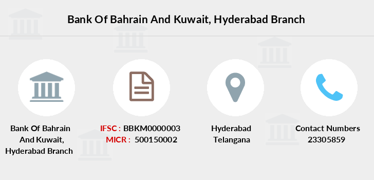 Bank-of-bahrain-and-kuwait Hyderabad branch