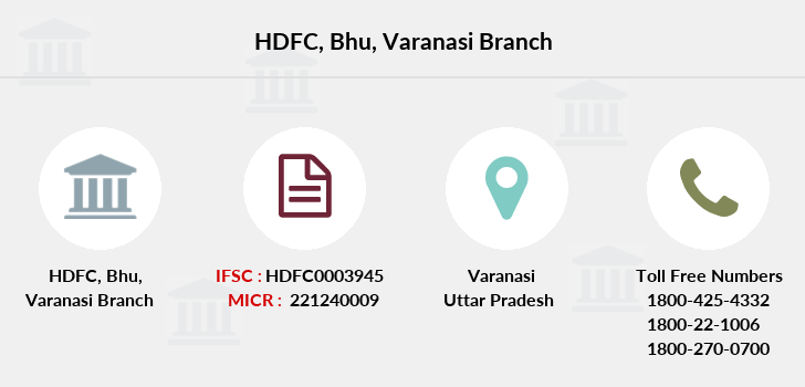 Hdfc-bank Bhu-varanasi branch