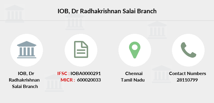 Indian-overseas-bank Dr-radhakrishnan-salai branch