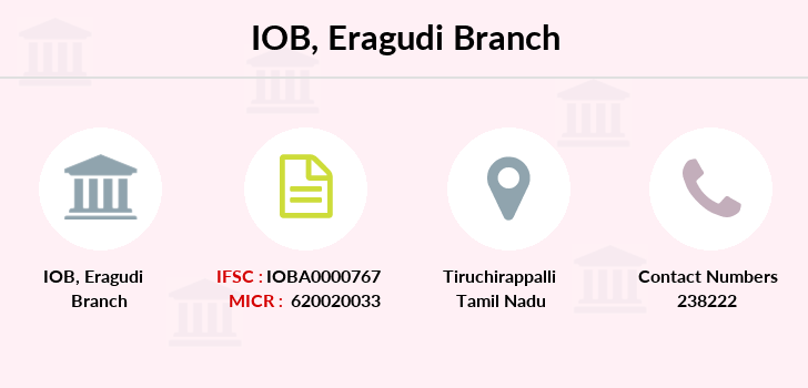 Indian-overseas-bank Eragudi branch