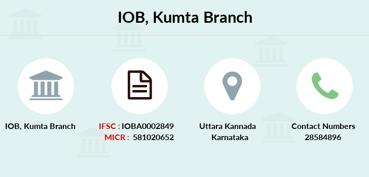 Indian-overseas-bank Kumta branch