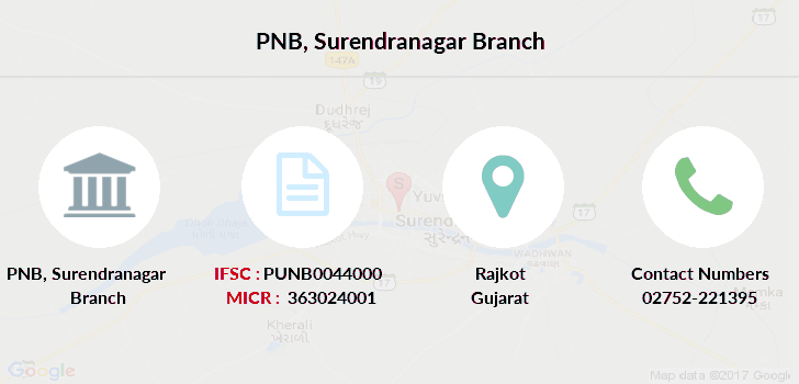 Punjab-national-bank Surendranagar branch