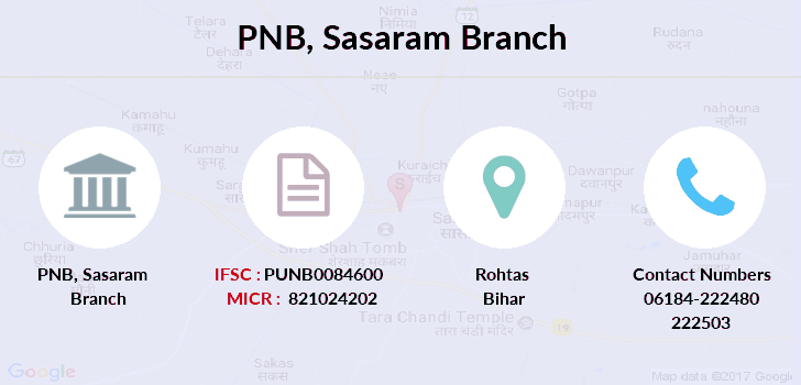 Punjab-national-bank Sasaram branch