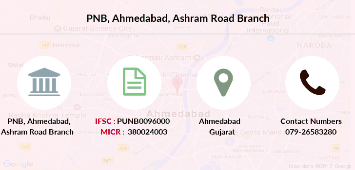 Punjab-national-bank Ahmedabad-ashram-road branch