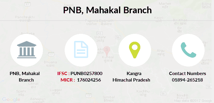 Punjab-national-bank Mahakal branch