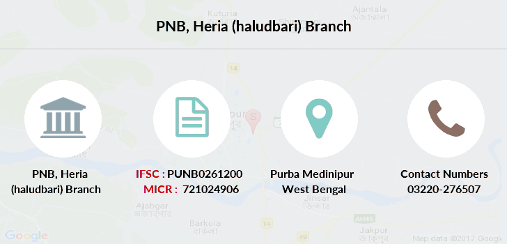 Punjab-national-bank Heria-haludbari branch