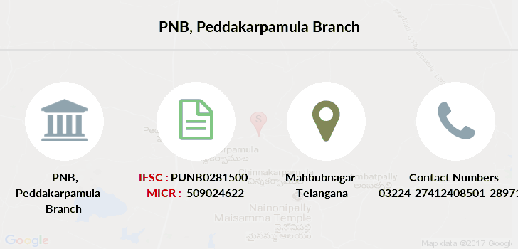 Punjab-national-bank Peddakarpamula branch