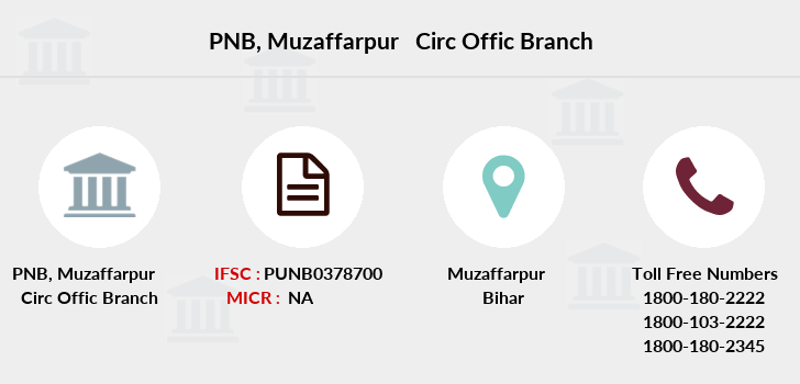 Punjab-national-bank Muzaffarpur-circ-offic branch