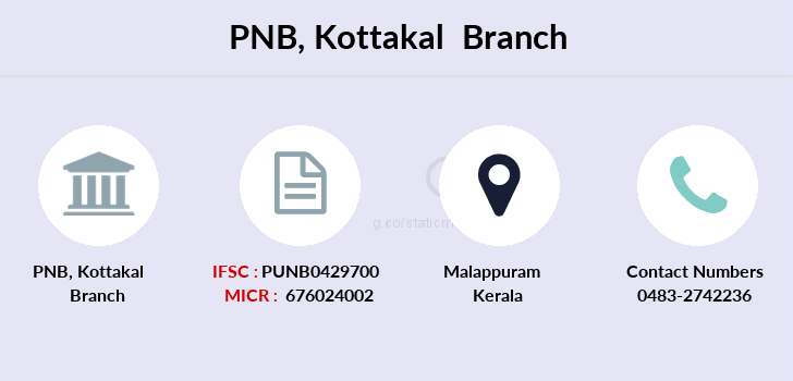 Punjab-national-bank Kottakal branch