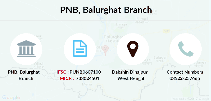 Punjab-national-bank Balurghat branch