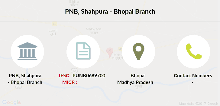 Punjab-national-bank Shahpura-bhopal branch