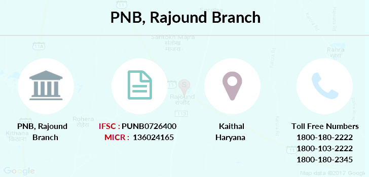 Punjab-national-bank Rajound branch