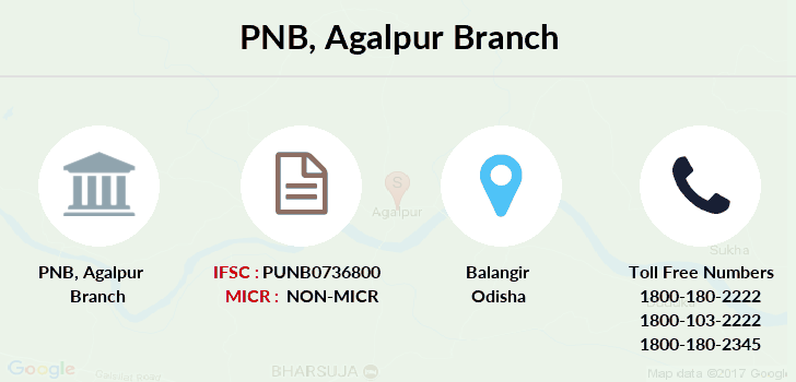 Punjab-national-bank Agalpur branch