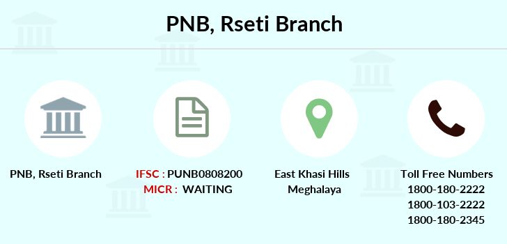 Punjab-national-bank Rseti branch