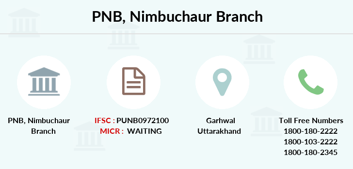 Punjab-national-bank Nimbuchaur branch
