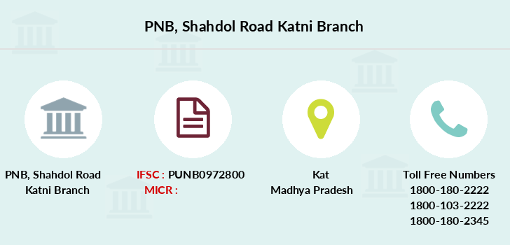Punjab-national-bank Shahdol-road-katni branch
