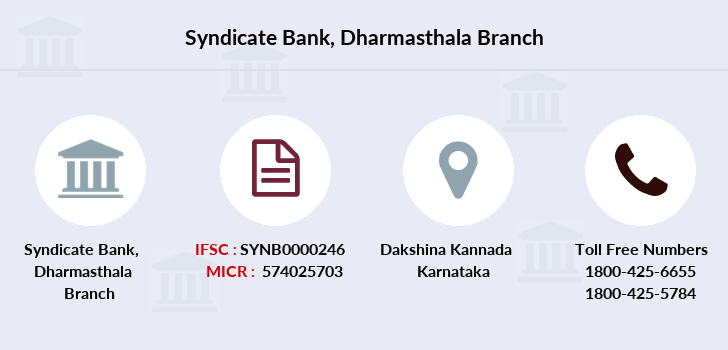 Syndicate-bank Dharmasthala branch