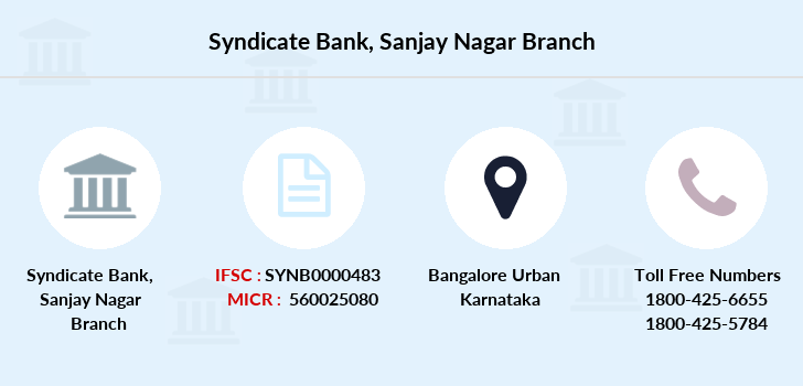 Syndicate-bank Sanjay-nagar branch