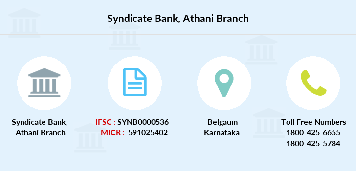 Syndicate-bank Athani branch