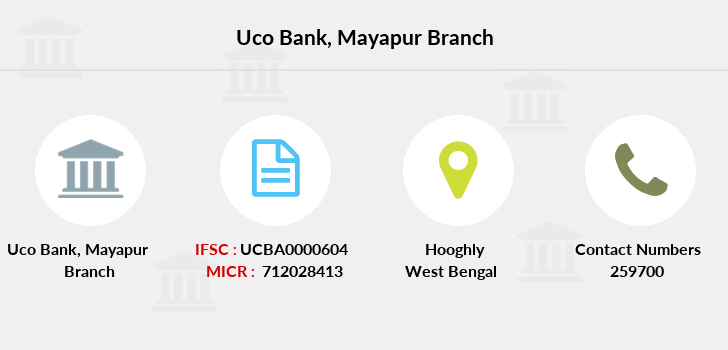 Uco-bank Mayapur branch