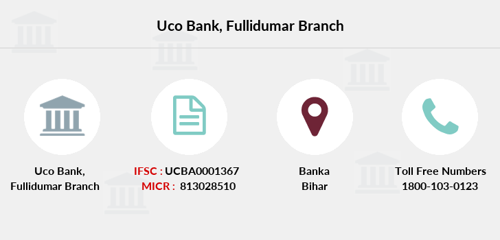 Uco-bank Fullidumar branch