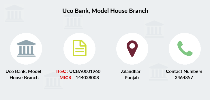 Uco-bank Model-house branch