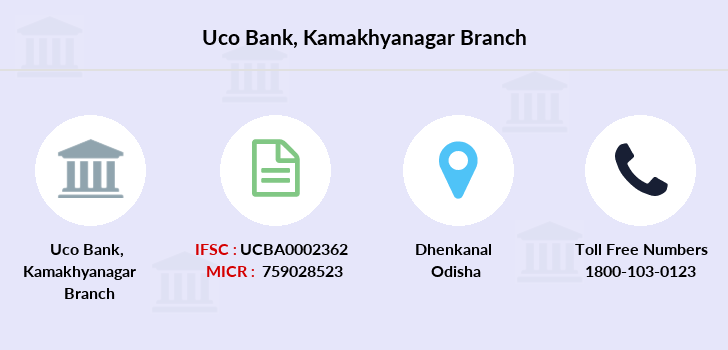 Uco-bank Kamakhyanagar branch