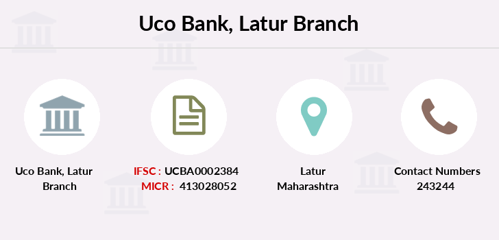 Uco-bank Latur branch