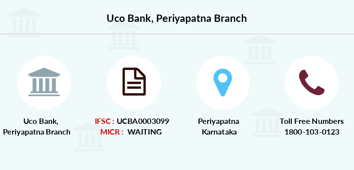 Uco-bank Periyapatna branch