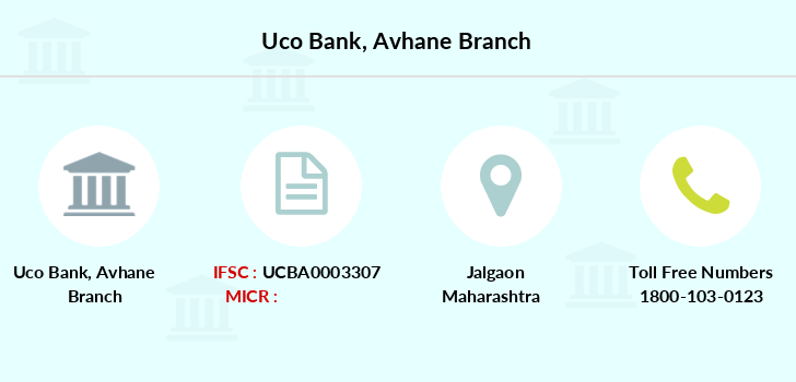 Uco-bank Avhane branch