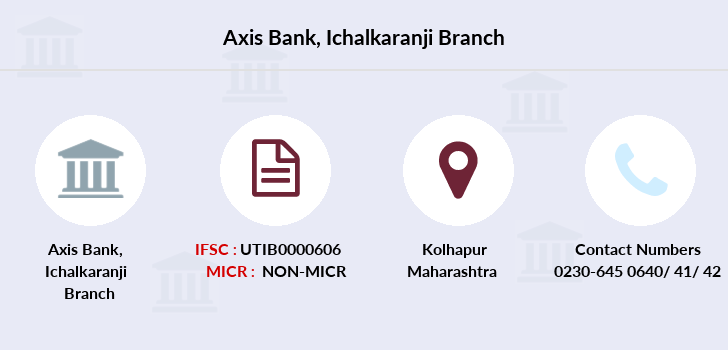 Axis-bank Ichalkaranji branch