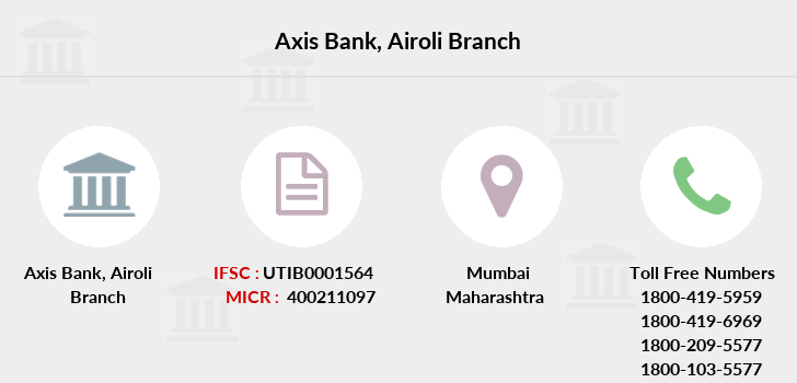 Axis-bank Airoli branch