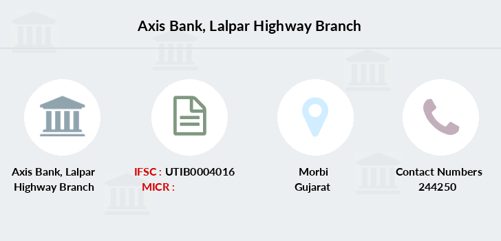 Axis-bank Lalpar-highway branch