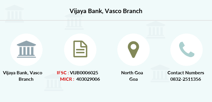 Vijaya-bank Vasco branch
