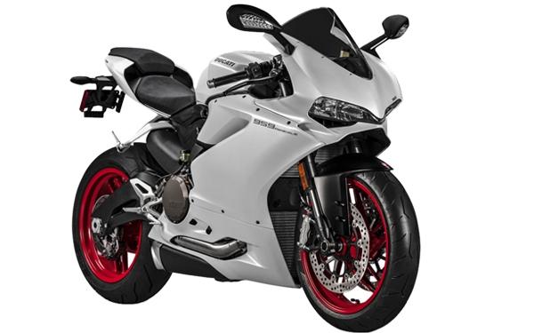 Ducati Hyperstrada Bunking