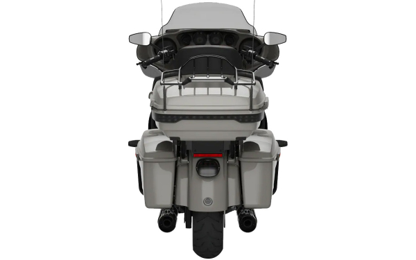 Harley Davidson CVO Limited Rear View