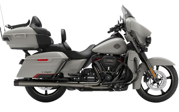 Harley Davidson CVO Limited Side View