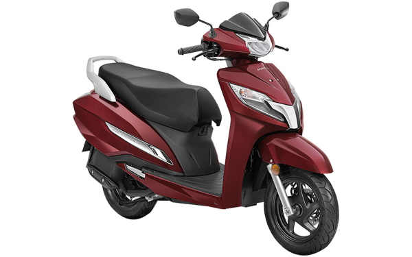 Honda Activa 125 Front Side View