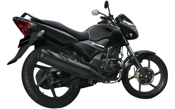 Honda CB Unicorn150 Rear Side View